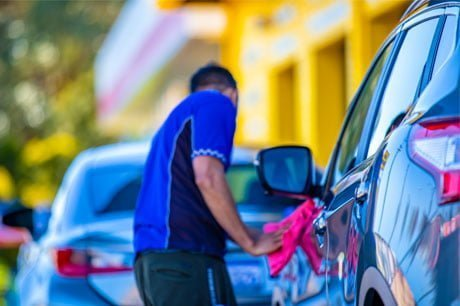 best car washing Perth