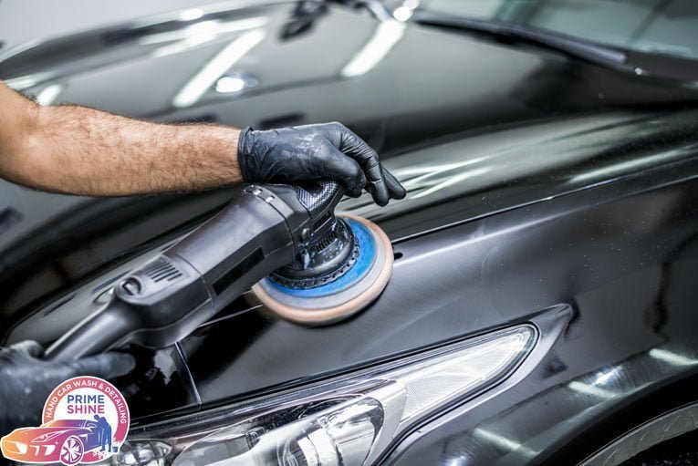 car paint protection waxing