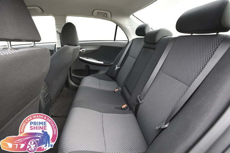 car upholstery steam cleaning
