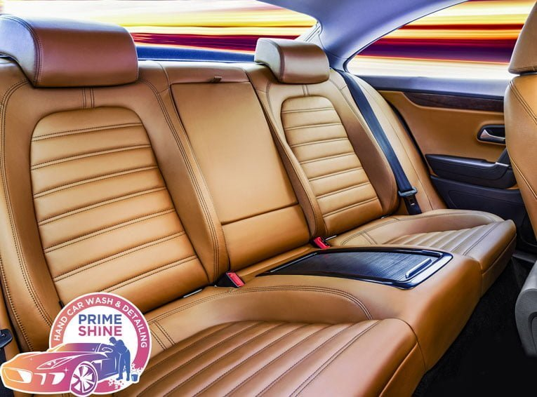 vehicle seats steam cleaning service
