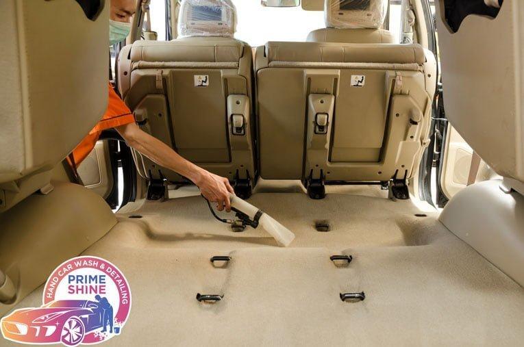 vehicle wash and detailig