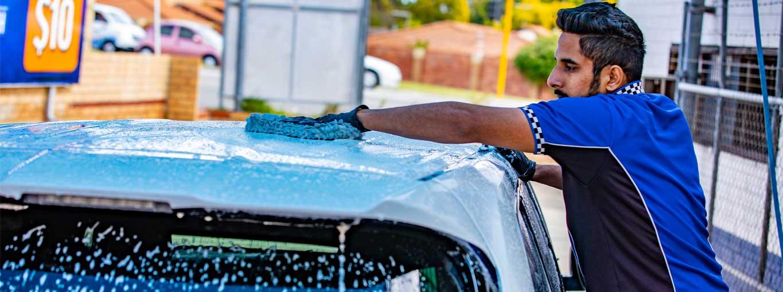 Car wash Perth